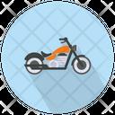 Sports Bike Transport Bike Icon