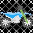 Sports Bike Heavy Icon
