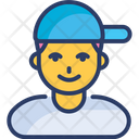 Sports Boy Icon