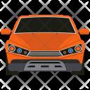Sports Car Auto Icon