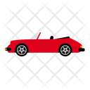 Sportscar Car Convertible Icon
