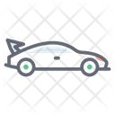 Car Speed Car Race Luxury Car Icon