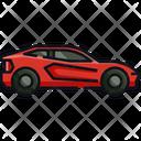 Sports Car Car Luxury Car Icon
