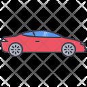 Sports Car Transport Icon