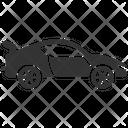 Sports Car Car Automotive Icon