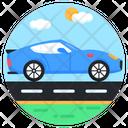 Car Vehicle Sports Car Icon