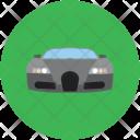 Sports car Icon