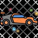 Sports Car Racing Car Car Icon