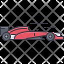 Car Formula One Icon