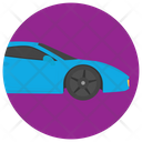 Supercar Sports Car Car Icon