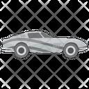 Modern Car Car Automatic Car Icon