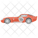 Lamborghini Miura Sports Car Icon