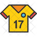 Sports Shirt Clothes Icon