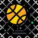 Sports Club Globe Icon