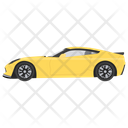 Sports Coupe Icon