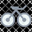 Sports Bike Cycle Icon