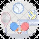 Sports Equipment Icon