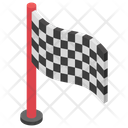 Sports Flag Checkered Flag Flag Icon