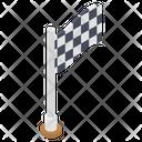Sports Flag Icon