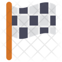 Sports Flag Checkered Flag Race Flag Icon