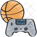 Sports Games Basketball Icon