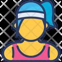 Avatar Girl Profession Icon