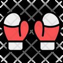 Sports Gloves Icon