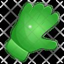 Sports Gloves Mitten Gauntlet Icon
