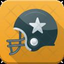 Helmet Sports Batsman Icon