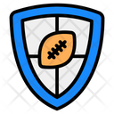 Sports Insurance Sports Assurance Sports Security Icon