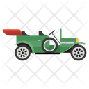 Sports Jeep Rally Jeep Transport Icon