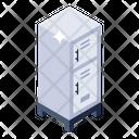 Safe Box Sports Locker Digital Locker Icon