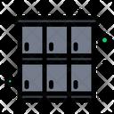 Sports Locker Icon