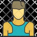 Sports Man Icon