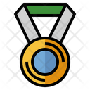 Sports And Competition Medal Reward Icon