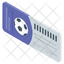 Ticket Sports Ticket Sports Pass Icon