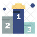 Sports Podium Icon