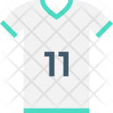 Sports Shirt Wear Icon