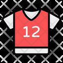 Sports Shirt Tee Shirt Sportswear Icon