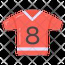 Sports Shirt Shirt Sportswear Icon