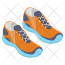 Sneaker Running Shoes Gym Shoes Icon