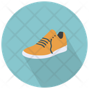 Sports Shoe Sneaker Running Shoe Icon