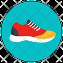 Sports Shoe Sneaker Running Shoe Icon