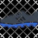 Sports Shoe Footwear Run Icon