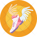 Sportswear Sports Shoes Basketball Gear Icon