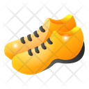 Sports Shoes Joggers Sports Boots Icon