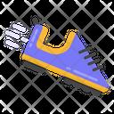 Sports Sneaker Icon