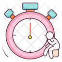 Sports Stopwatch Icon