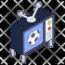 Sports Tv Football Tv Football Tv Program Icon
