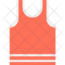 Sports Vest Sleeveless Icon